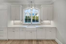 Window Over Sink In Kitchen by Brilliant Combination Spring Lake New Jersey By Design Line Kitchens