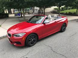 bmw convertible bmw m240i convertible review business insider