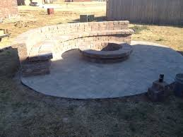 belgard fire pit 918 outdoor in tulsa paver projects
