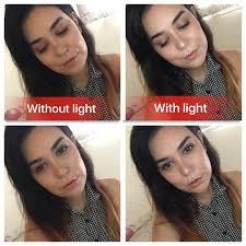 best led ring light led l ring light the best lighting for photo video makeup