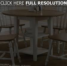 Antique Drop Leaf Dining Table Small Small Round Drop Leaf Kitchen Table Breathtaking Sample Of