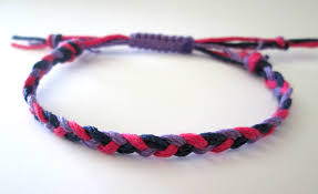 braided bracelet images Bi pride braided bracelet limited edition on storenvy jpg