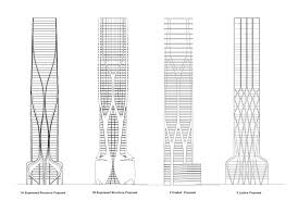 one thousand museum computer drawings highlight skeleton of hadid u0027s one thousand