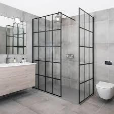 Black Shower Door 32 Smart Types Of Shower Doors For A Stylish Bath