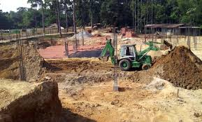 Slab Basement Meaning Basement Slab Prep Work Memorial Christian Hospital Renewal