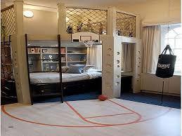 chambre basketball decor decoration chambre ado basket unique bedroom basketball room