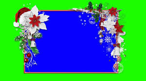 christmas background in green screen free stock footage youtube