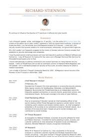 Best Financial Analyst Resume by Research Analyst Resume Berathen Com