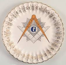 sanders mfg co lord s supper plate sanders china at replacements ltd page 1