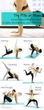 Home Yoga Routine by Try Piyo At Home A Low Impact Workout That Sculpts Strengthens