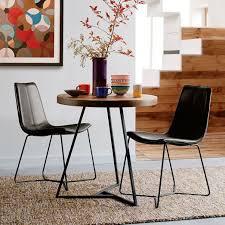emmerson reclaimed wood café table west elm