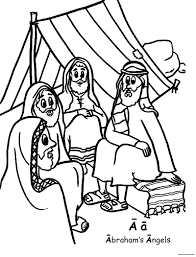 coloring pages bibleabcs