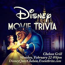Hells Kitchen Movie Disney Movie Trivia At Chelsea Grill Of Hellskitchen Tonight