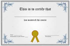 nice retirement certificate template contemporary resume