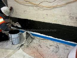 diy basement waterproofing home design