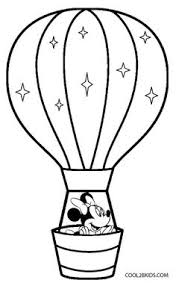 balloon coloring pages printable air balloon coloring pages for kids cool2bkids