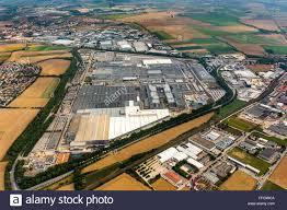 bmw factory aerial view bmw factory regensburg automotive plant car factory