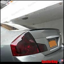 amazon com infiniti m35 m45 trunk lip spoiler 700814236687