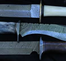 Knife Patterns Cheap Damascus Knives For Christmas Gunsamerica Digest