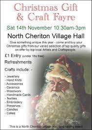 craft fair north cheriton village blog