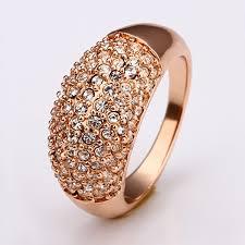 Wedding Rings For Girls by Wedding Rings For Women In Gold Wedding Promise Diamond
