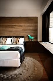 Modern Brown Bedroom Ideas - contemporary bedroom ideas in wood accent home interior design