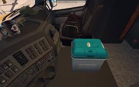 kenworth accessories canada ats cabin accessories dlc american truck simulator mod ats mod