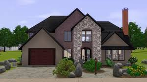 sim 3 homes mod the sims utah luxury house sims 3 things and