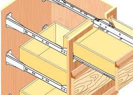 kitchen cabinet drawer guides kitchen cabinet drawer guides kitchen cabinet drawer slide types