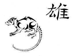 year of the rat by fleech hunter on deviantart rats tattoo