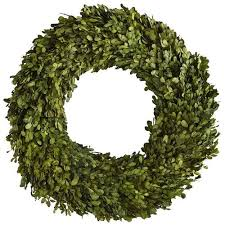 preserved boxwood wreath 22 preserved boxwood wreath pier 1 imports