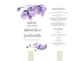 diy wedding fan programs template diy wedding fan program template