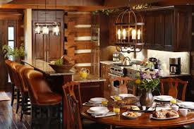 Timber Kitchen Designs Three Kitchen Decorating Themes Kenaiheliski Com