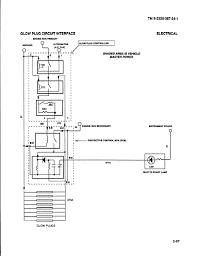 military hummer drawing military hummer glow plug wiring diagram hmmwv glow plug
