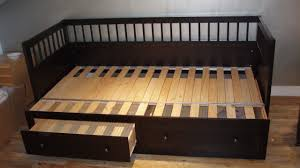 Brimnes Daybed Hack by Full Size Daybed Ikea Youtube