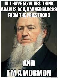 Joseph Smith Meme - mormon church explains ban on black priests