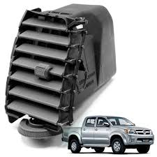 air vent ventilator grille black center rh for toyota hilux vigo