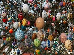 German Easter Egg Decorations by Jokes U0026 Laughs German Easter Tree