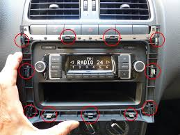 matd u0027s homepage diy install aux in cable for volkswagen rcd 210
