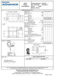 50 Amp 208 Volt Wiring Diagram Allanson Ballast Wiring Diagram On A 2009 Gmc Denali Fuse Box