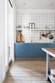 meuble cuisine bleu décoration cuisine bleu peinture cuisine meuble couleur bleu 99