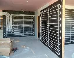 pannelli radianti soffitto studio di architettura arch de pascalis impianti di