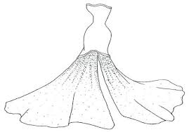 design my own wedding dress wedding dresses coloring pages coloring trend medium size design