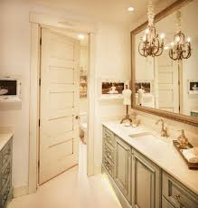 gold bathroom mirrors with separate toilet bathroom shabby chic