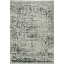 Safavieh Vintage Rug Collection Safavieh Vintage Spruce Ivory 5 Ft 3 In X 7 Ft 6 In Area Rug