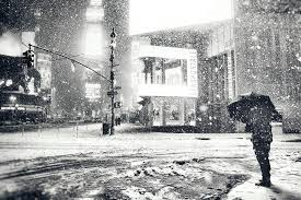 winter times square new york city photograph by vivienne