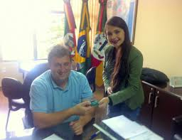 prefeito adere ao cartão bv do hospital canguçu em foco