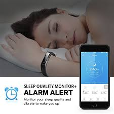 iphone sleep monitor bracelet images Robotsdeal id115 fitness tracker wearable technology