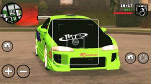 mitsubishi eclipse fast and furious gta san andreas mitsubishi eclipse fast and furious edition solo dff