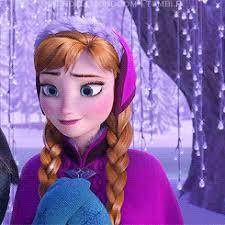 frozen images princess anna grin wallpaper background photos